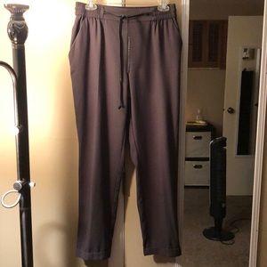 New York $ Co elastic waist stretch dress pants